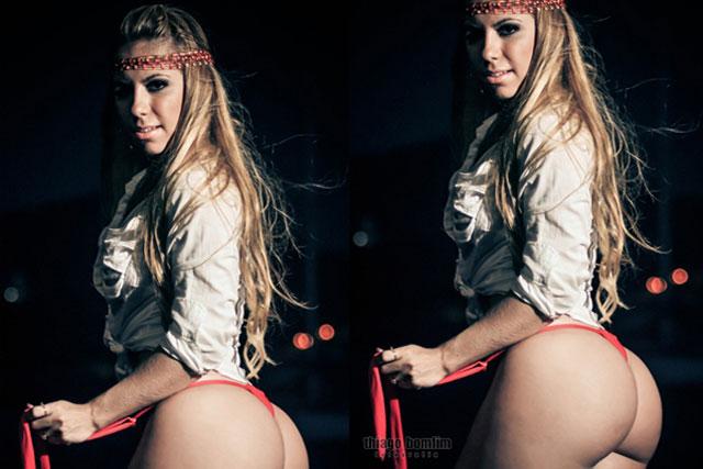 Ensaio da latinete Natalia Arantes