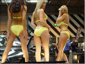 Tuning e belas mulheres
