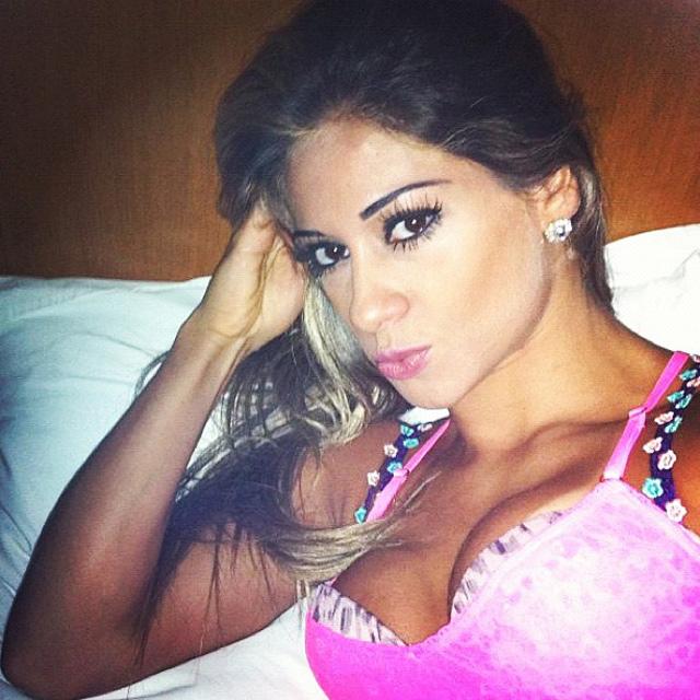 Ex-BBB Mayra Cardi