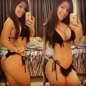 Bianca Anchieta uma beldade Brasiliense