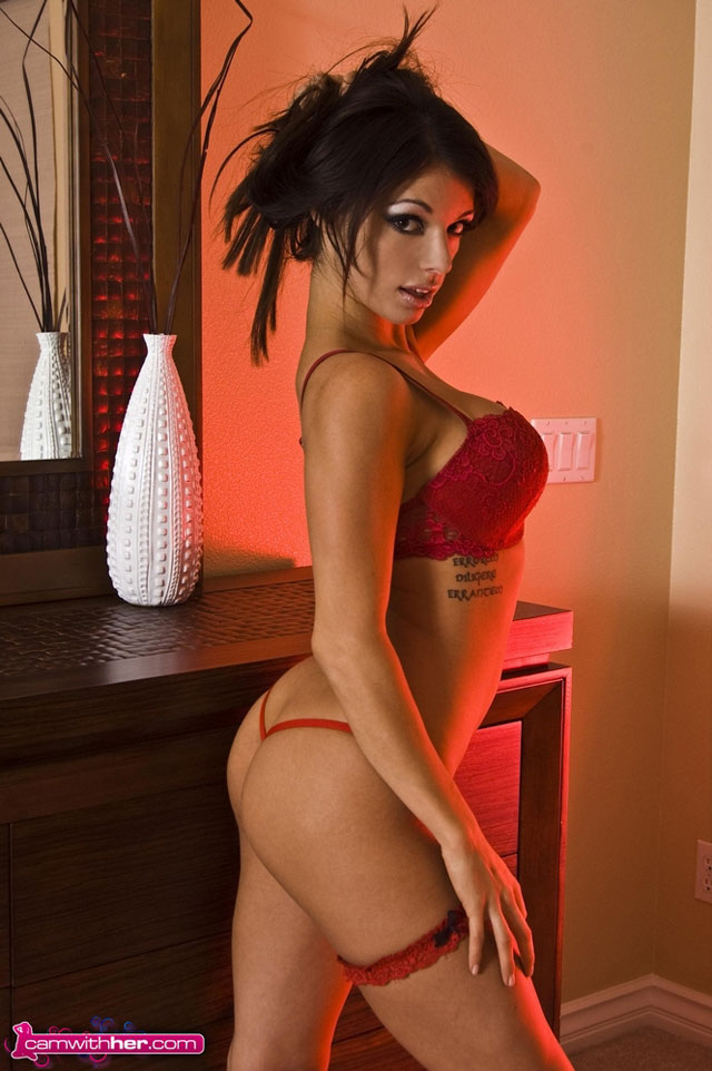 Angelina-Stevens-in-Red-Lingerie-10