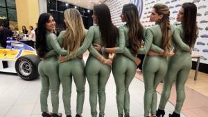 Conheça as Grid Girls, as beldades dos Autódromos