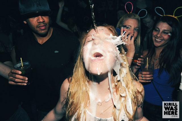 A melhor festa do MUNDO - Riff Raffs in NYC