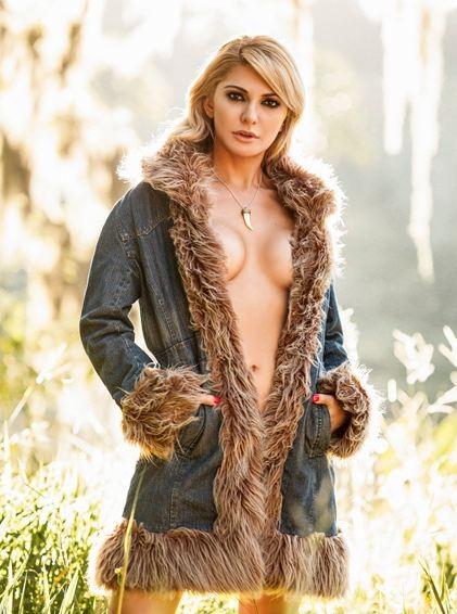 Antônia Fontenelle na Playboy