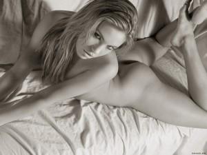 Mulheres gostosas em fotos preto e branco