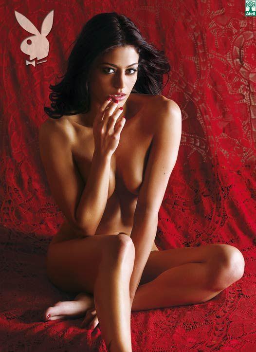 Carol Castro nua na Revista Playboy (4)