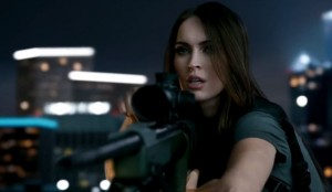 Megan Fox no Trailer live action de Call of Duty: Ghosts