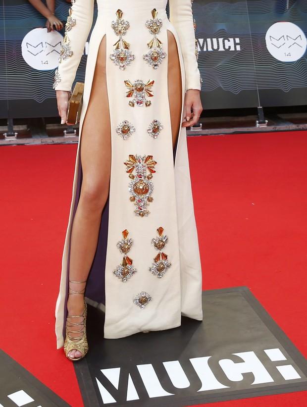 Kendall Jenner sem calcinha