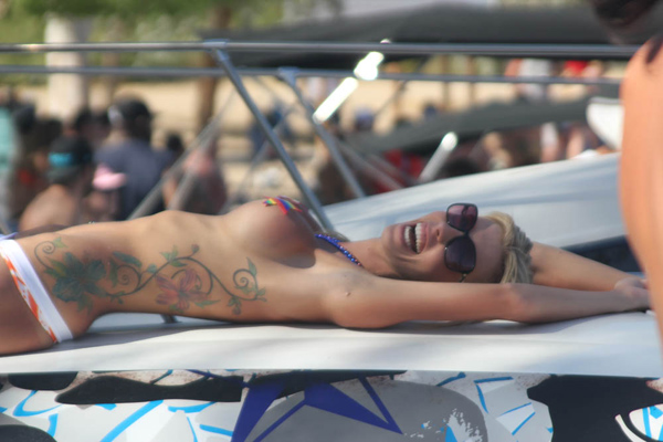Spring break - Lake Havasu