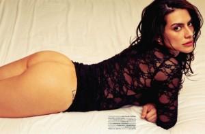 Cléo Pires nua na revista Playboy