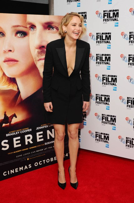 """Serena"" Premiere - 58th BFI London Film Festival"