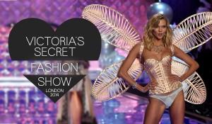 Victoria's secret fashion show em Londres 2014