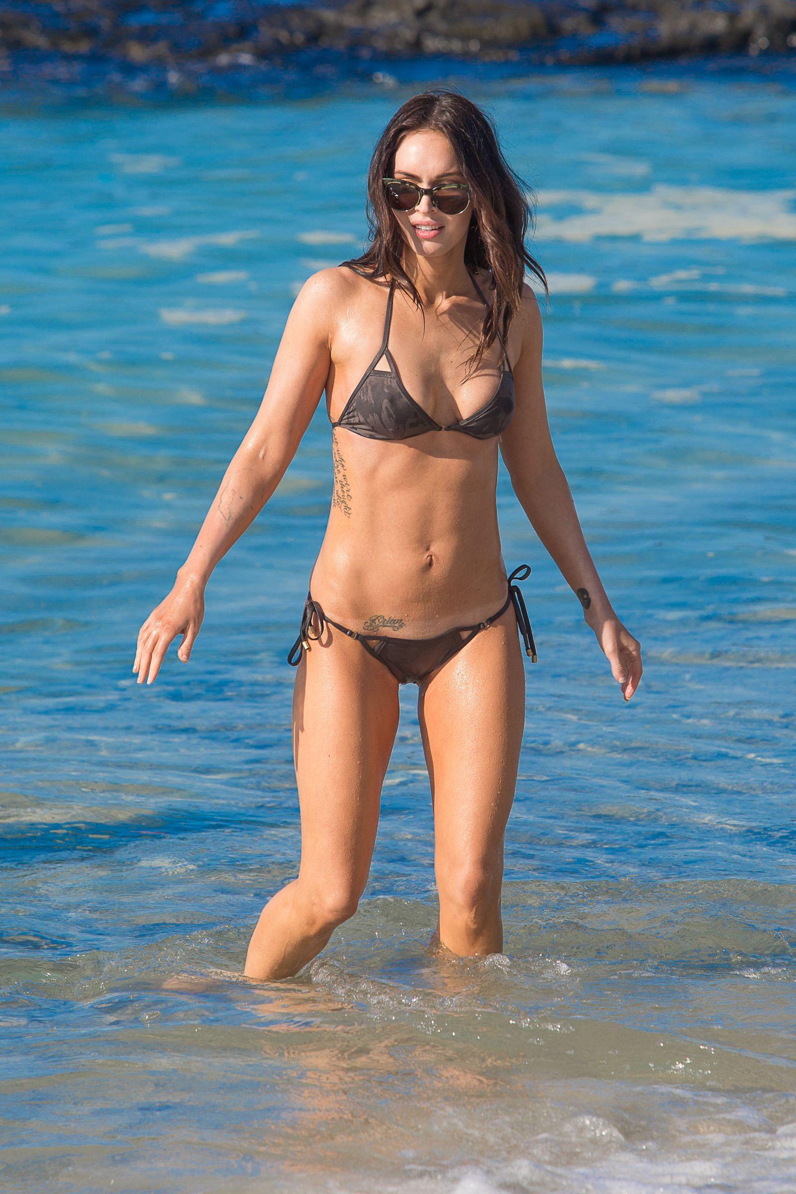 Megan Fox de biquíni