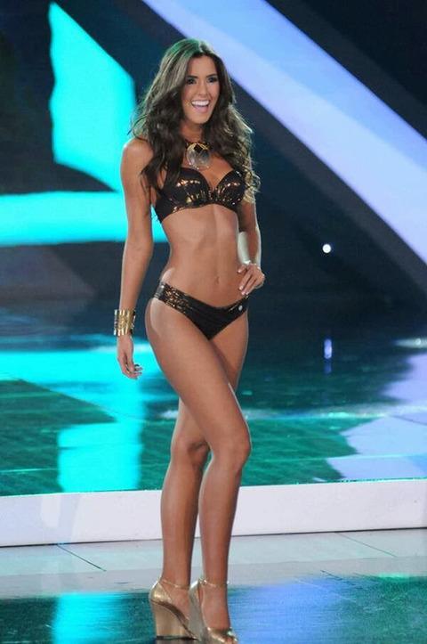 Paulina Vega Miss Universo 2014