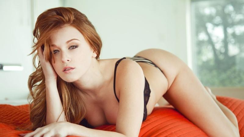As 15 mais lindas atrizes pornô ruivas