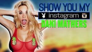 Dani Mathers apresenta o seu Instagram para você