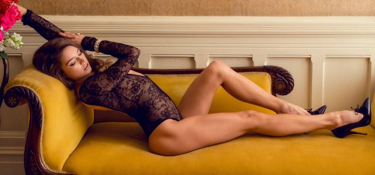 Brittany Brousseau - Playboy maio de 2015