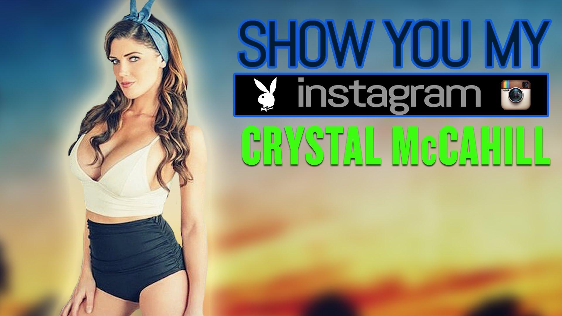 Conheça o Instagram de Crystal McCahill