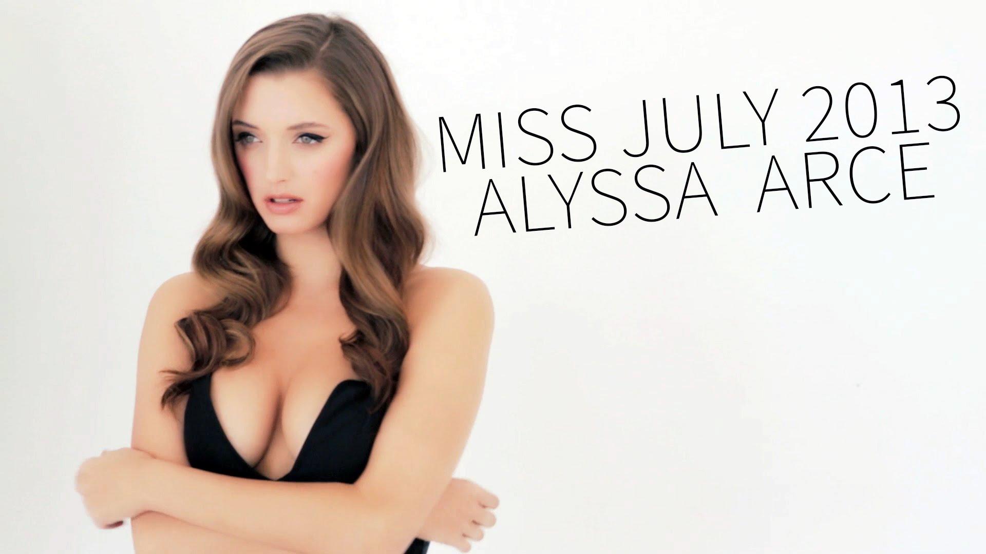 Difícil não se apaixonar por Alyssa Arce