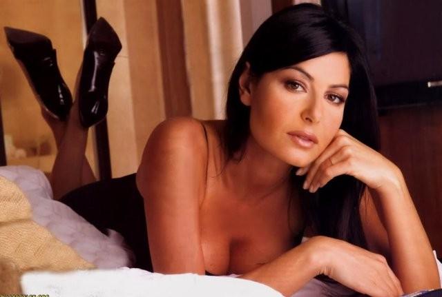 Ilaria D'Amico, casada com Buffon