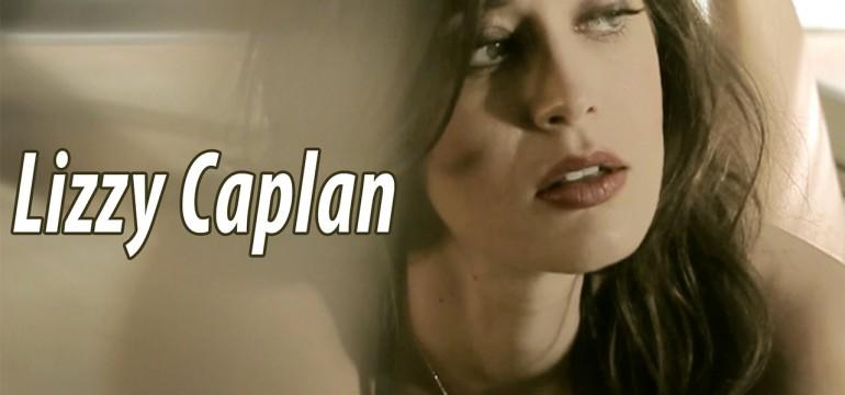 Lizzy Caplan steamy Playboy