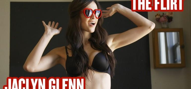 Jaclyn Glenn a garota dos sonhos