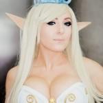 as mulheres tem os melhores cosplays