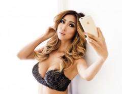 making of da Arika Sato para a playboy.com