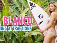 Making of da linda surfista Tia Blanco