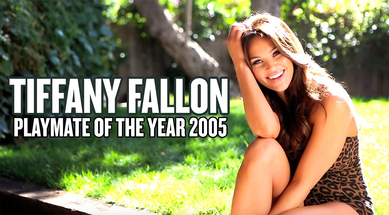 Tiffany Fallon a playmate do ano