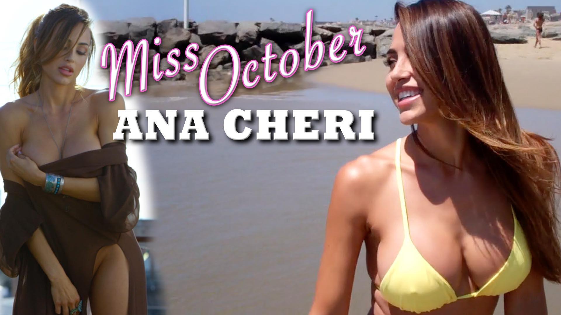 Ana Cheri – Miss outubro de 2015