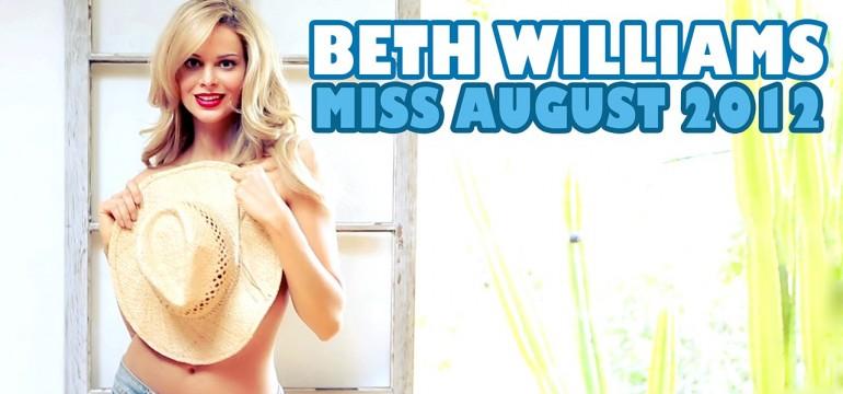 Beth Williams é uma gracinha