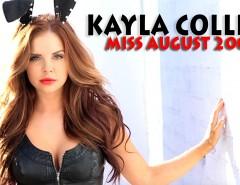 Kayla Collins uma belezinha