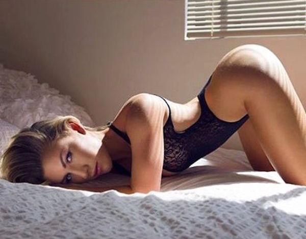 Lugar de mulher é na minha cama