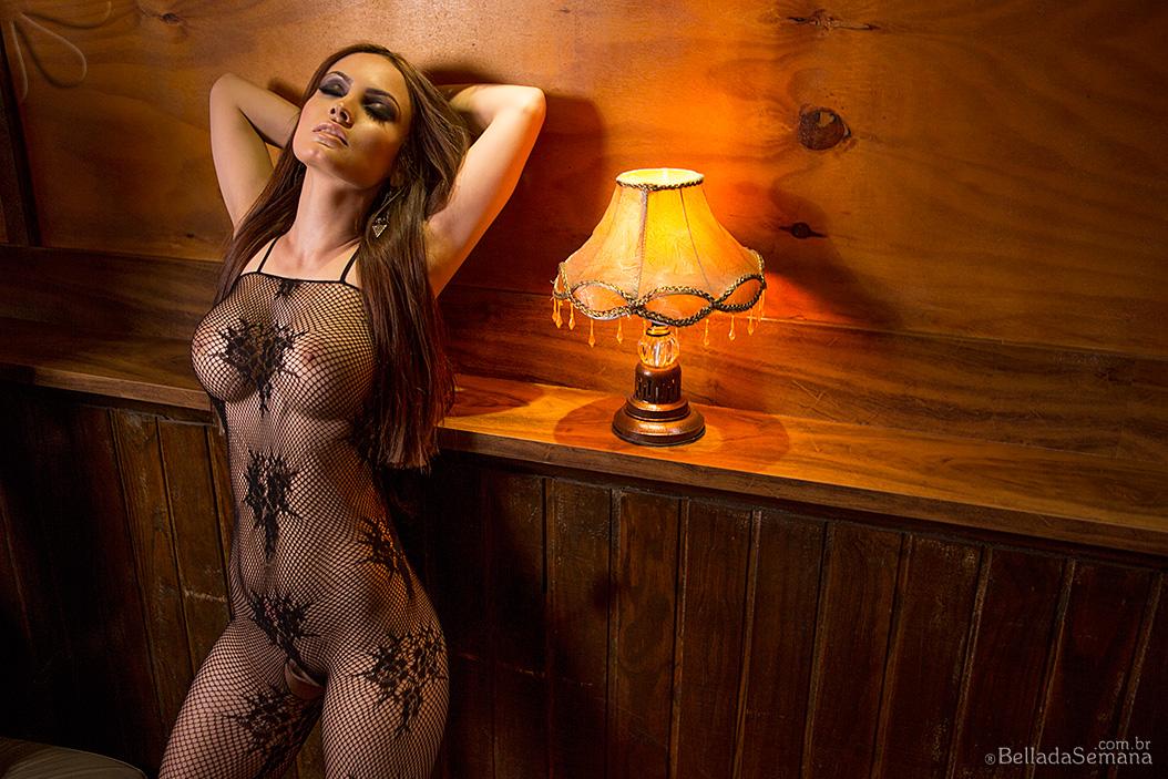 Emanuela Albino a bella da semana