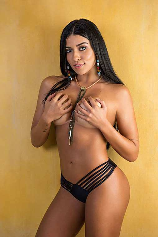 Fotos da Playboy Cintia Vallentim