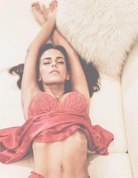 Jessica Lowndes uma bela Instagram model