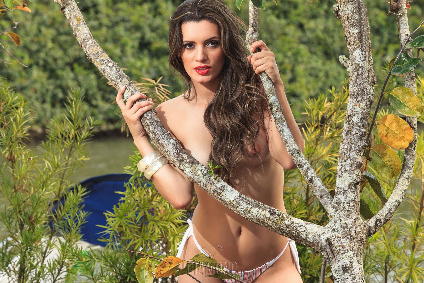 Diamond Brazil | Diana Amorim nua