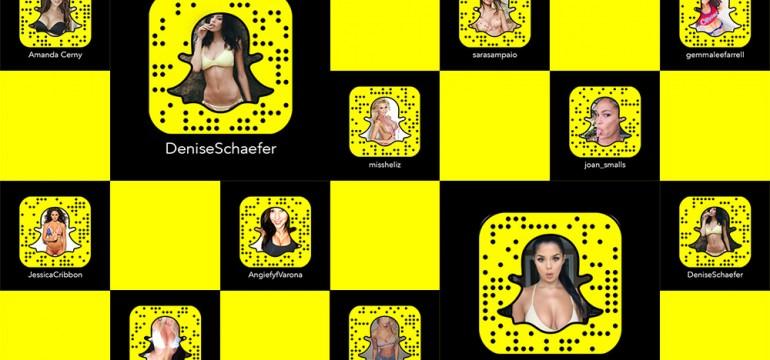sites pornôs no snapchat