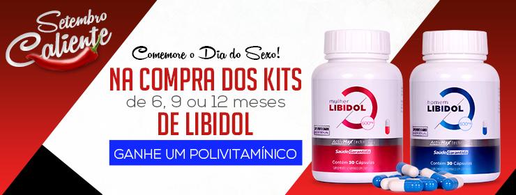 saúde garantida + setembro caliente libidol