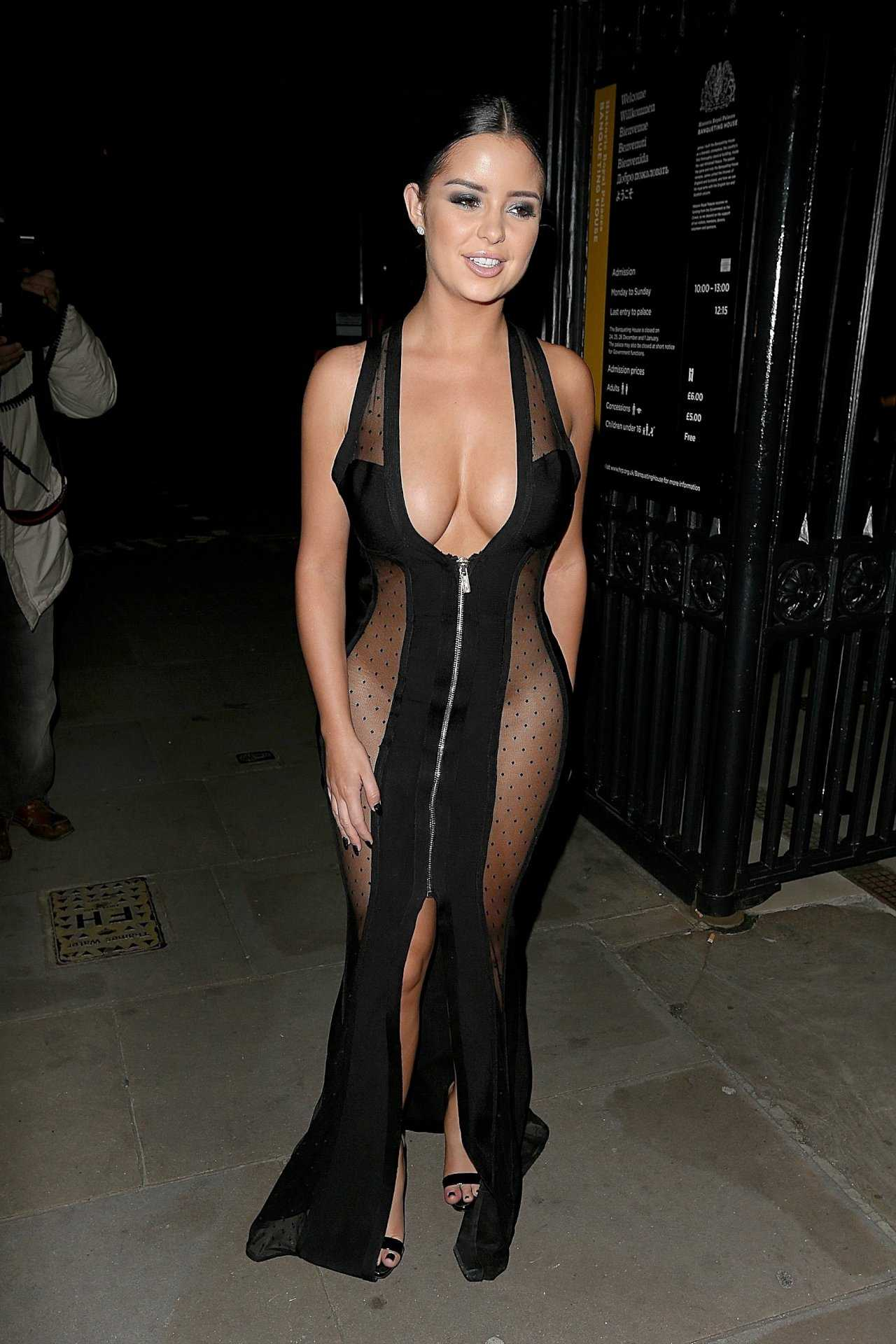 demi-rose-e-seu-vestido-sexy-no-beauty-awards-em-londres01