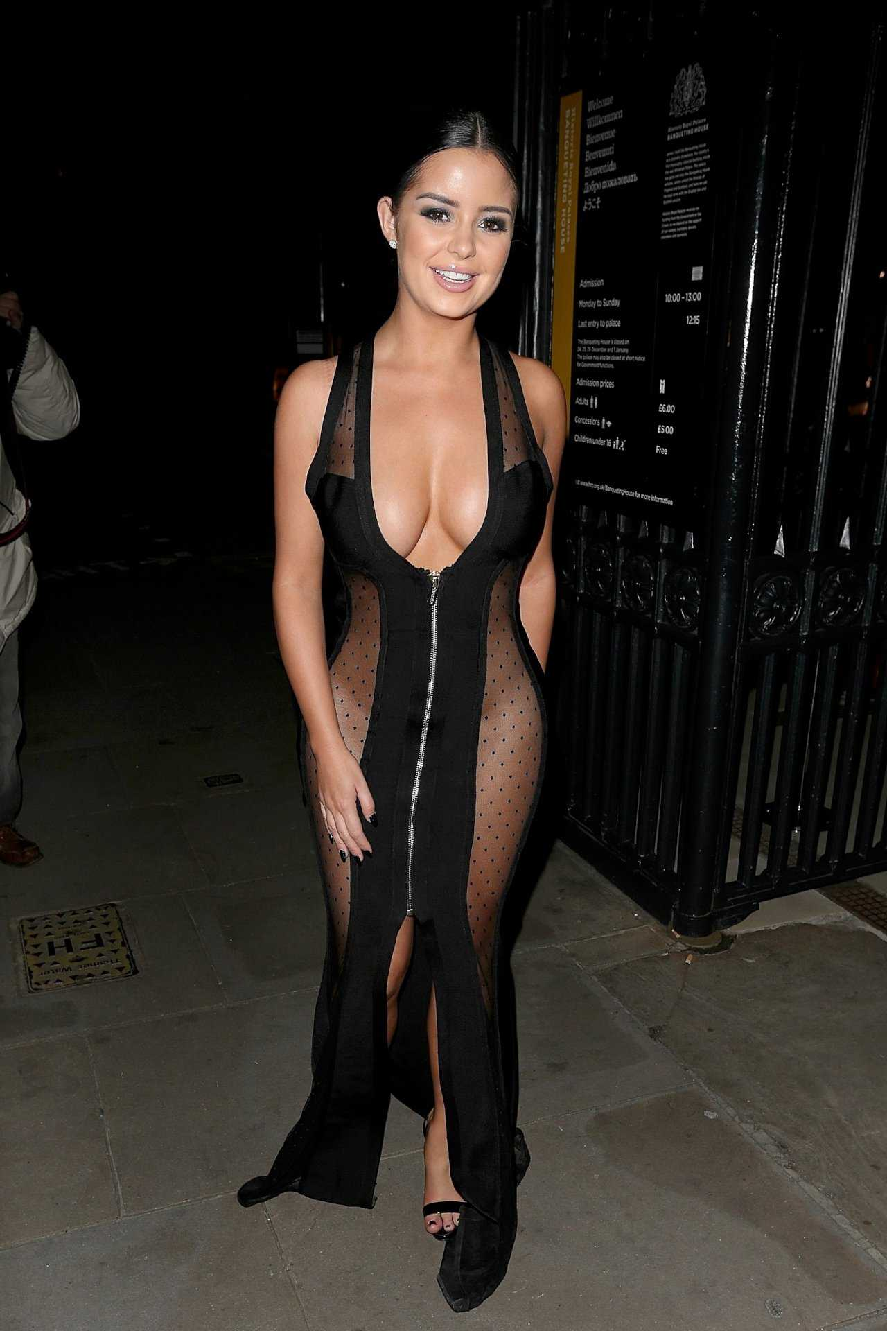 demi-rose-e-seu-vestido-sexy-no-beauty-awards-em-londres02