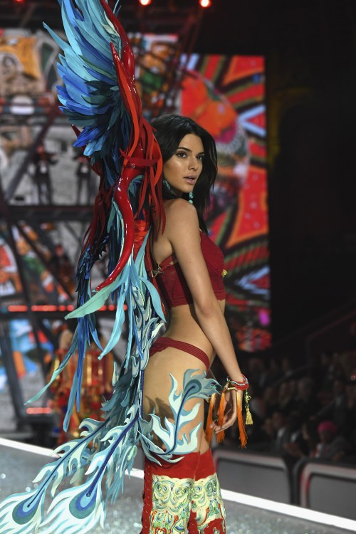 Kendall Jenner na The Victoria's Secret Fashion Show