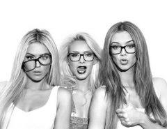 3 Lindas irmãs romenas