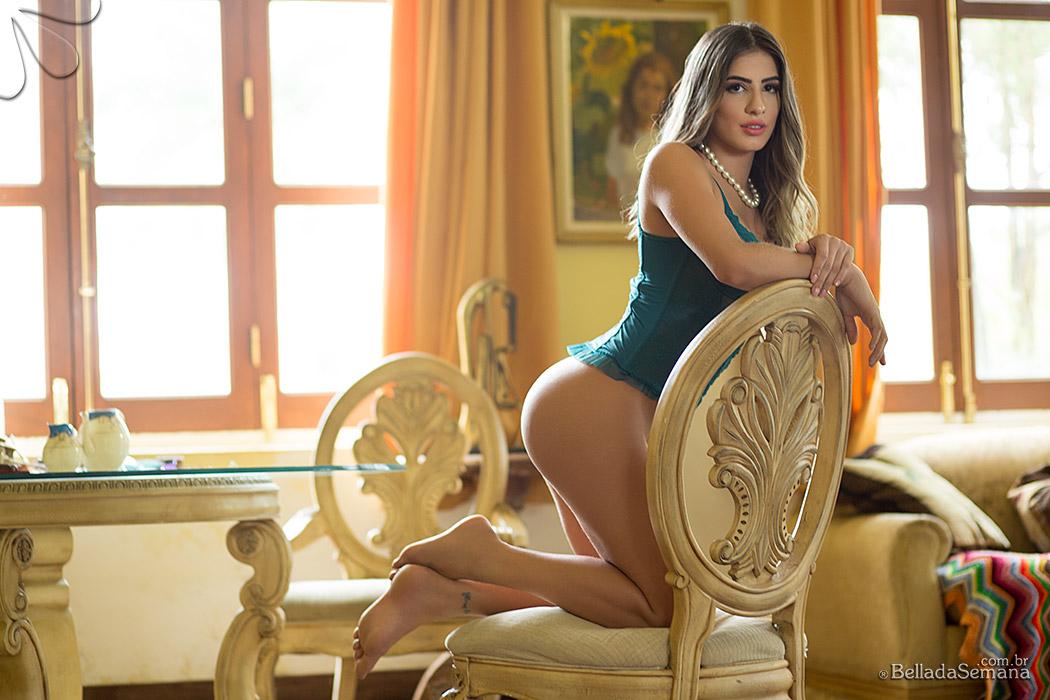 Brenda Rodrigues - Bella da semana