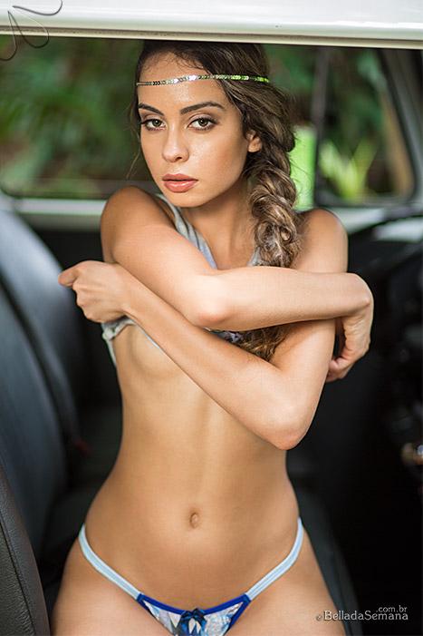 Brenda Facchini - Bella da semana
