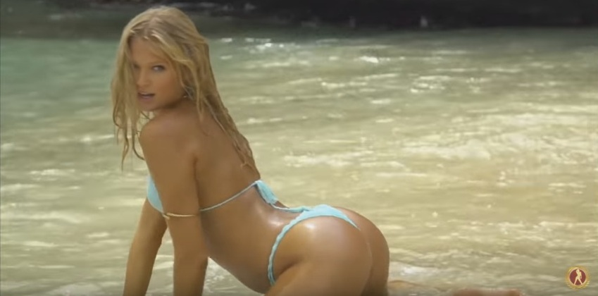 Conheça as gatas da Sports Illustrated Swimsuit