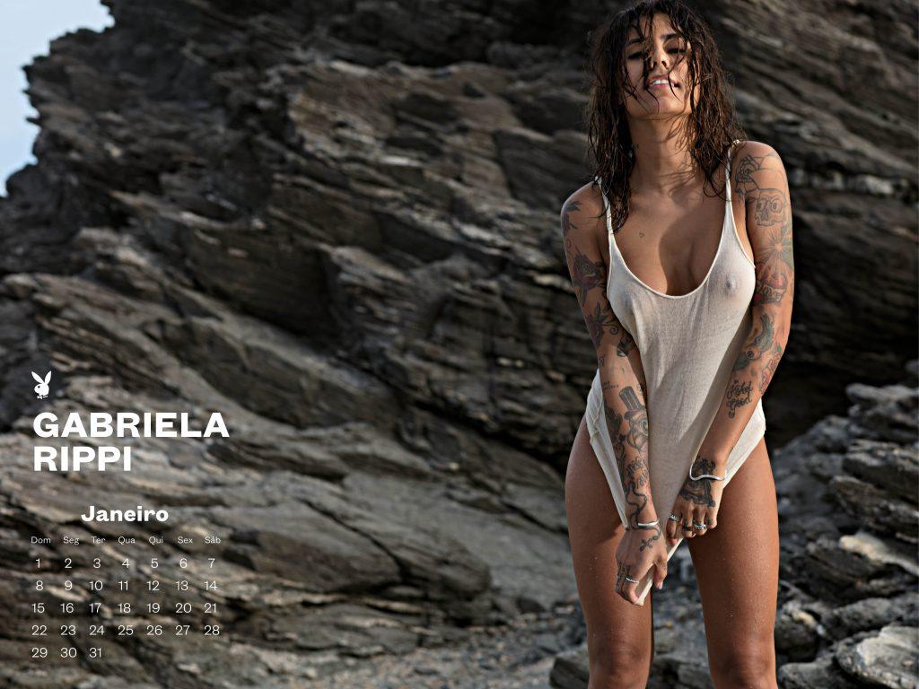 Playboy Gabi Rippi