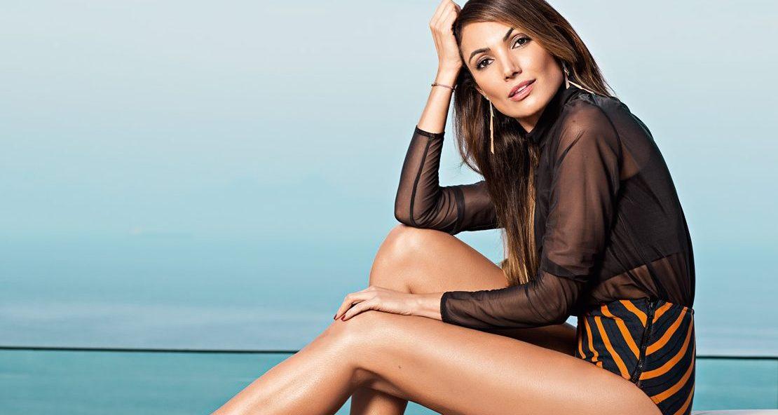 Toda à beleza e sensualidade de Patrícia Poeta para revista VIP