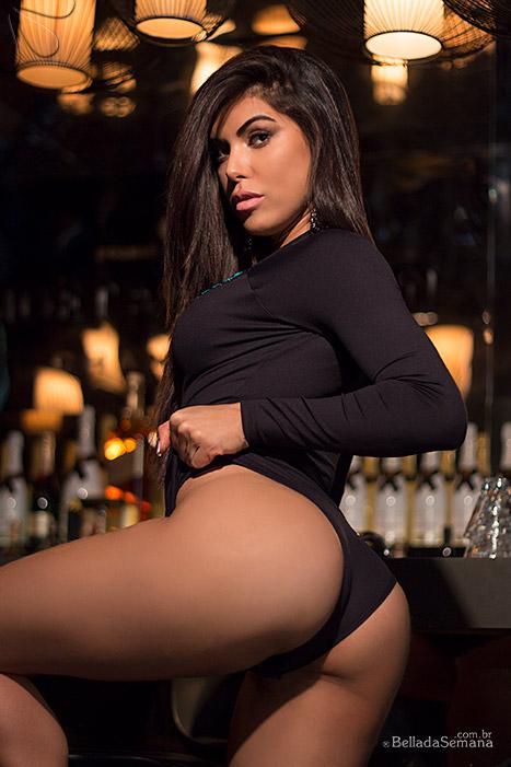 Bella da semana | Priscila Rocha